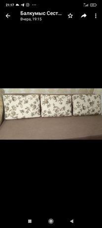 Продам диван-тахта 1.93м×1.43м в отличном состоянии