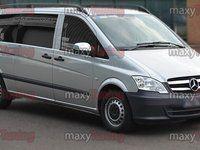 Capace oglinzi inox {metalice} pentru Mercedes Vito 2010-2014
