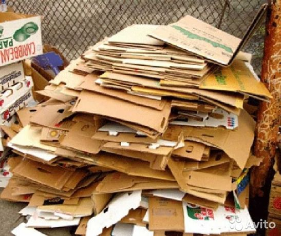 Прием макулатуры (картон, коробки) от 40 тенге