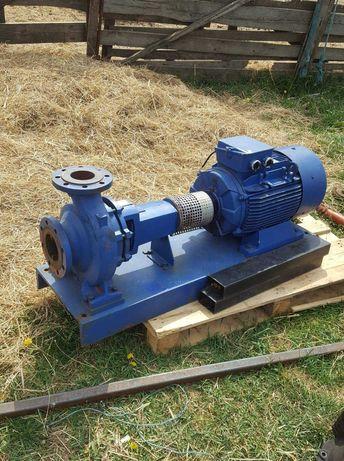 Pompa de apa cu motor industrial