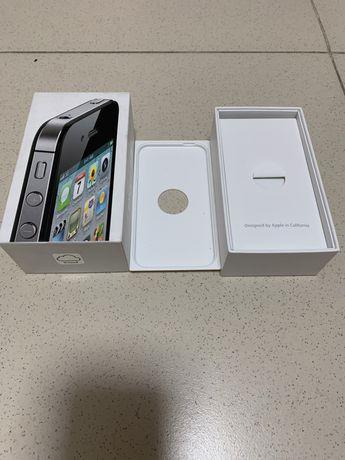 Коробка на iphone 4 s
