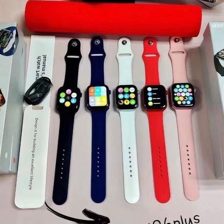 Смарт Часы smart watch M26 Plus новые, Смартчасы умные час андроид/ios