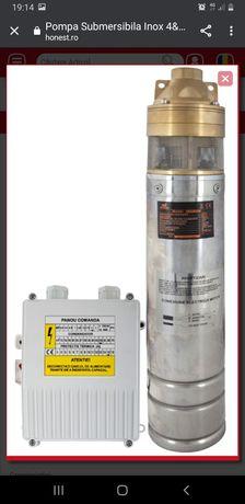 Vand pompa submersibila inox 1500 w