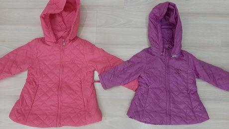 Куртки детские для девочек