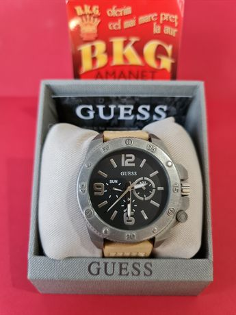 Ceas Guess W0659G4 Amanet BKG