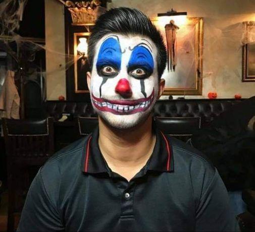 Machiaje de Halloween/ Halloween Makeup