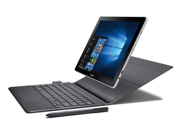 Лаптоп/таблет Samsung Galaxy Book 10.6-inch 128Gb, 2 in 1 Detachable