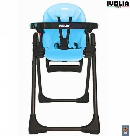 Детский Стульчик для кормления Baoneo с колесами с рождение оригинал