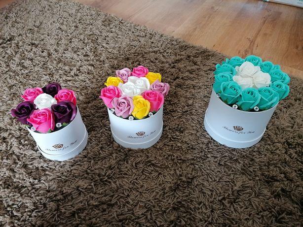 Aranjamente florale din săpun