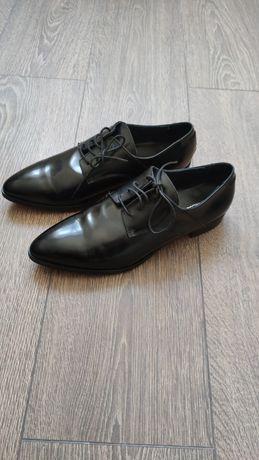 Ботинки черные осенние