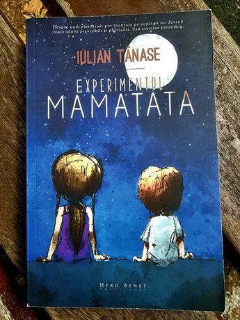 Experimentul MAMA TATA, Iulian Tanase, Parenting, Cărți pentru părinți