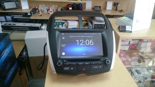 Navigatie Mitsubishi ASX 2010-2015 sistem android 8.0, platforma S200