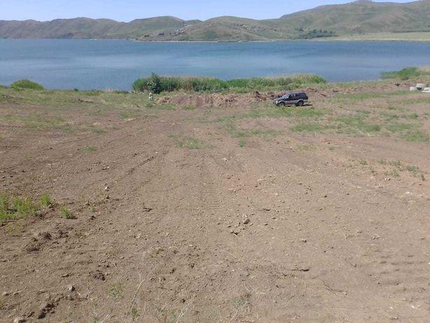 Земельный участок на берегу Бухтарминского водохранилища