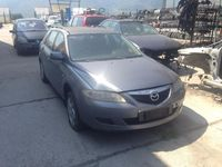 Mazda 6 2.0 136hp 04г На Части Мазда 6 комби на части