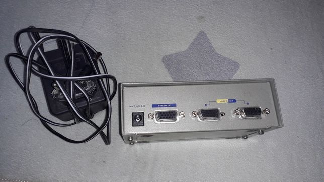 Сплиттер 3 порттық