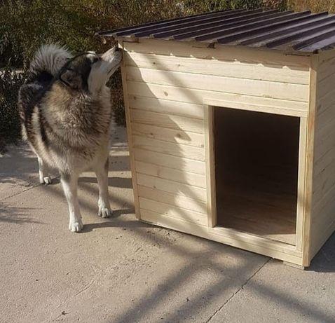 Будка для средней собачки