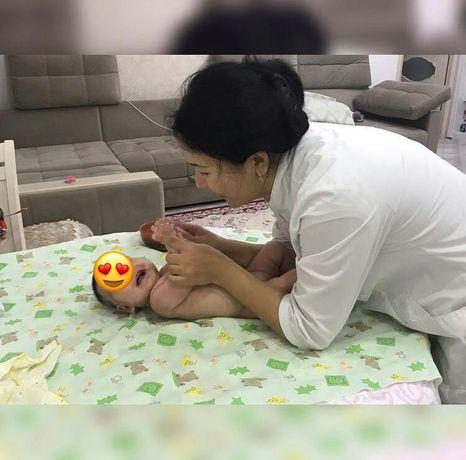 Детский массаж Актобе