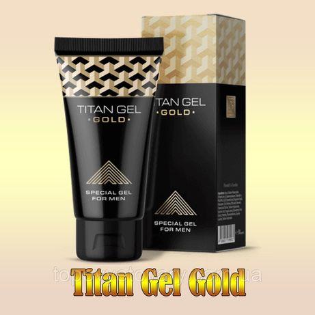 Крем для увеличения члена Titan Gel (Титан Гель)100% Original