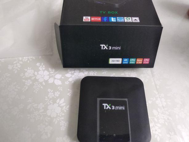 Смарт ТВ приставка, простой телевизор станет Смарт ТВ