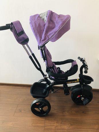 Triciclete cu scaun reversibil
