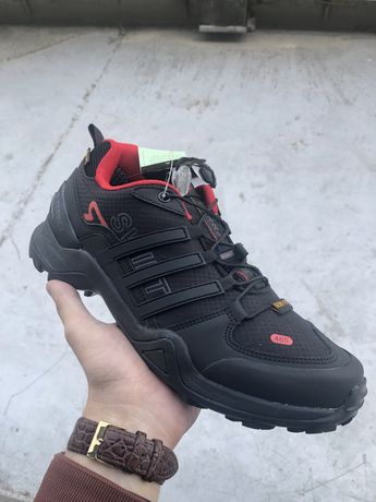 Термо кроссовки Adidas Terrex Адидас осень зима