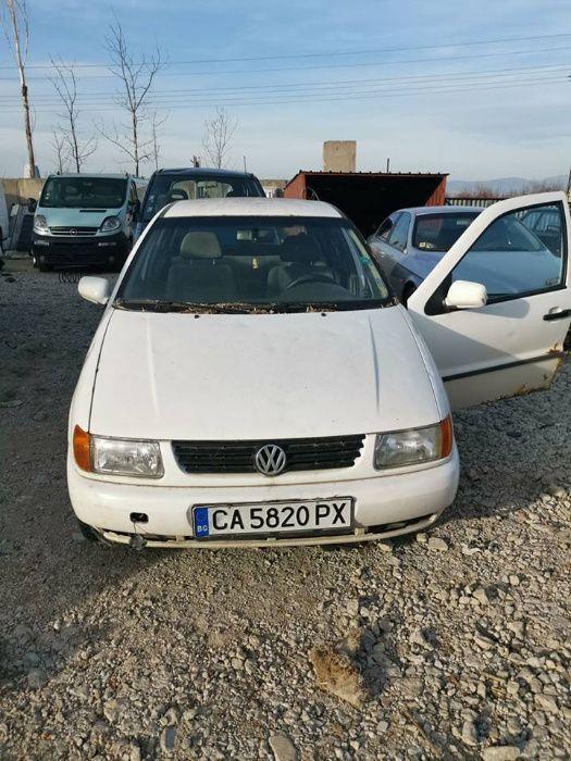 Volkswagen Polo 1.9 D 1997g. - НА ЧАСТИ!!