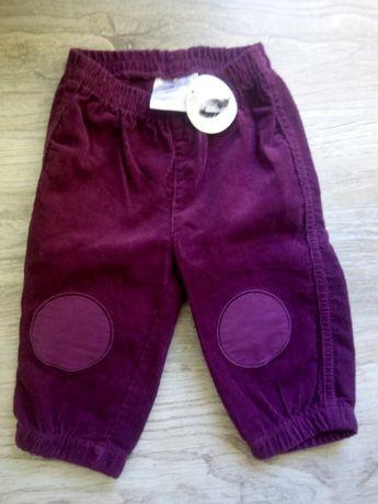 Нов джинсов панталон с етикет, 6 месеца