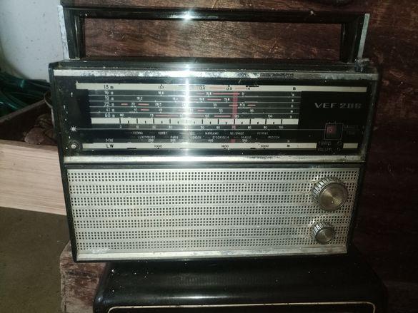 Ретро стари радиа