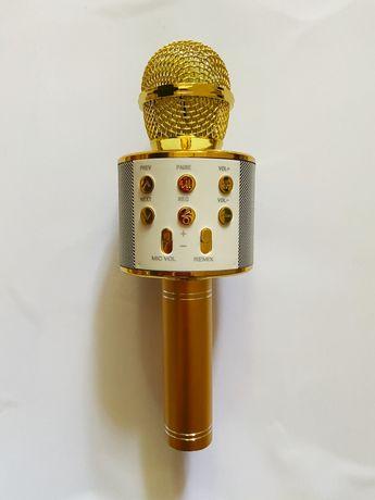Караоке микрофон / блютуз микрофон / беспроводной микрофон / микрофон