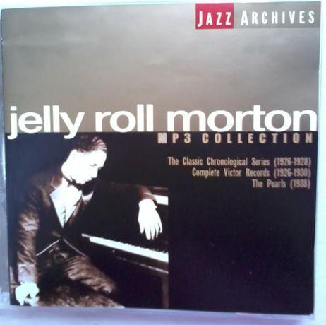 Jelly Roll Morton, диск