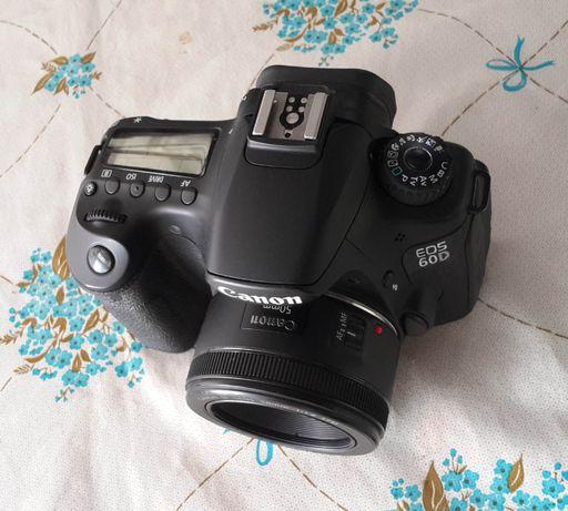 Canon EOS 60D+50mm