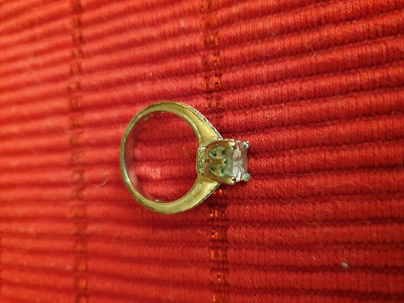 Сребърен пръстен Тифани Tifany.