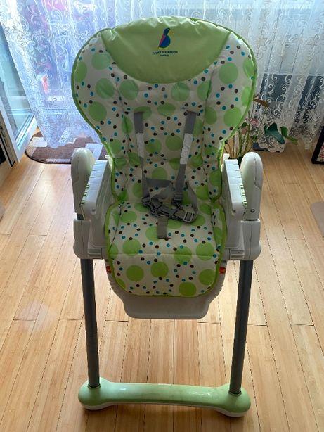 Scaun cu masa pentru bebelusi