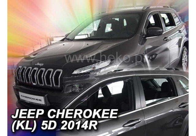 Paravanturi Originale Heko pt Jeep Cherokee Wrangler Compass Renegade
