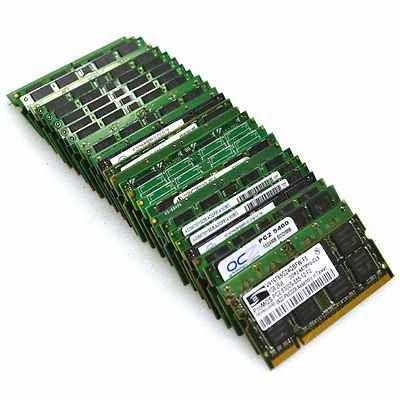 Lot Memorii RAM 8Gb DDR2 16x512Mb