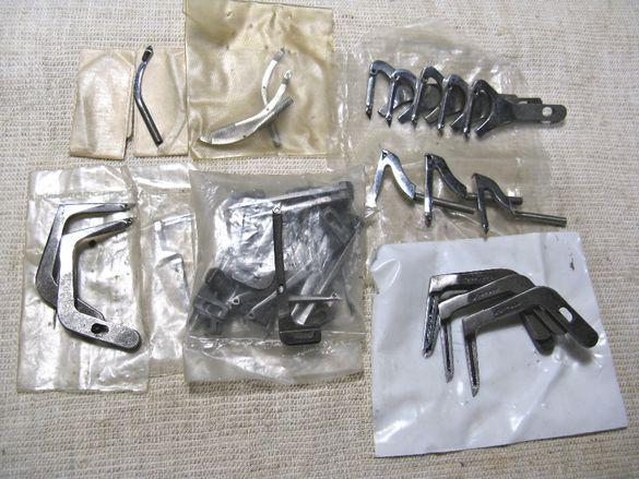 Части за професионални шевни машини