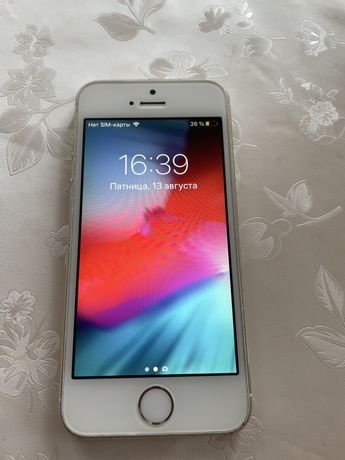 Продам. iPhone 5 s.   .