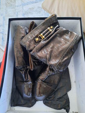 Женская обувь: сапоги, ботинки