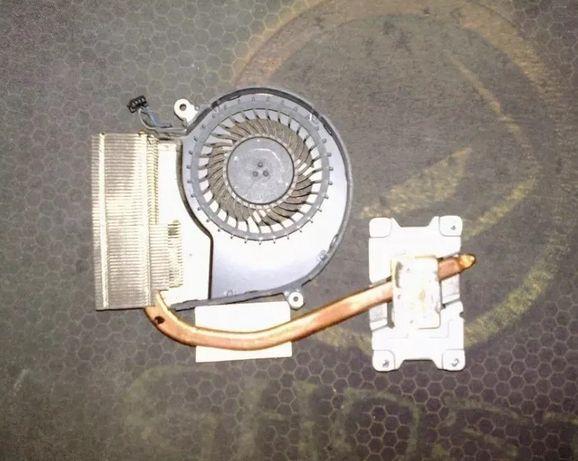 Cooler ventilator + radiator HP Pavilion 17-e116sf - second