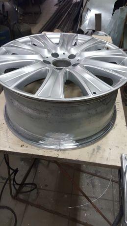 Sudură Argon :Aluminium, Inox