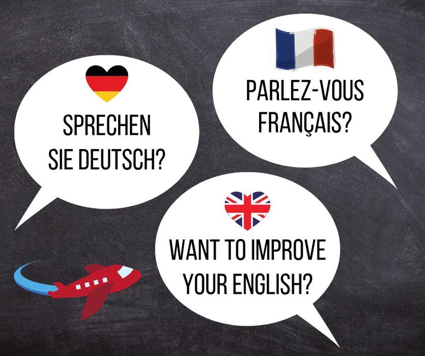 Meditații ore Engleză, Germană, Franceză ieftin Alba Iulia - imagine 1