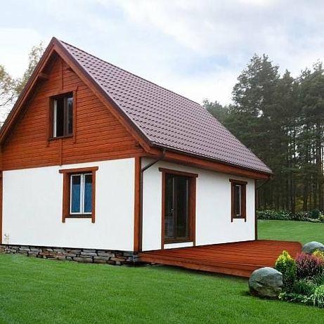 Vindem si construim case modulare din panouri termoizolante