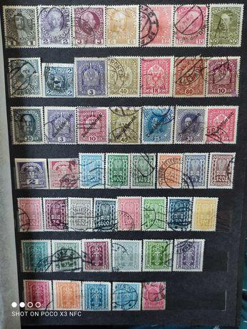 Пощенски марки Австрия