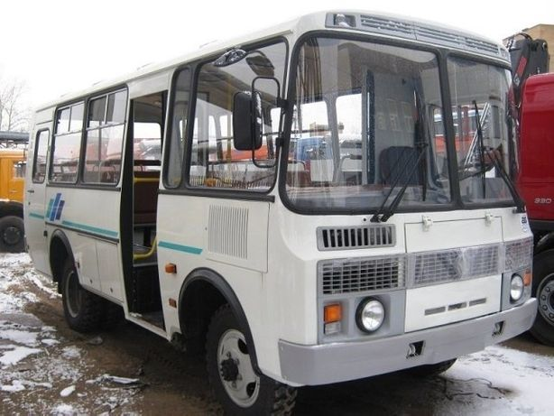 ПАЗ 3206 полноприводный
