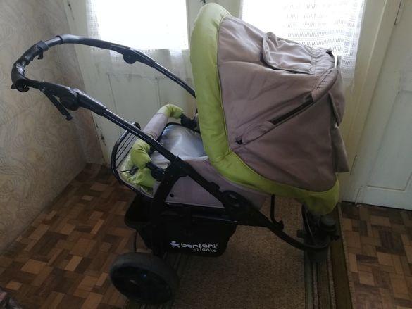 Бебешка количка...