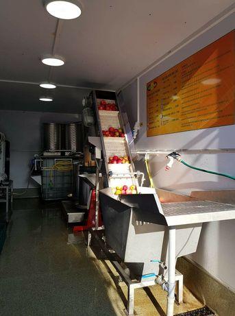 Fabrica De Suc Presa Mobila Afacere La Cheie Profit Start Up Nation