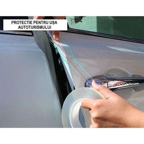 Banda de protectie auto transparenta anticoliziune si antizgarieturi