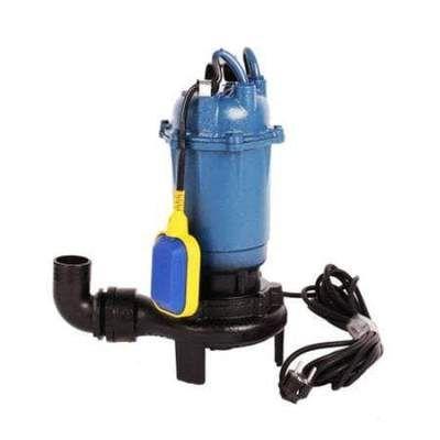 Pompa pentru apa murdara cu tocator si plutitor WQCD-2-2,6, 12m, 2600W