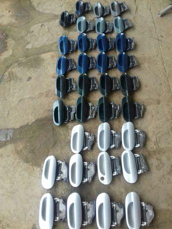 Външни дръжки за BMW E 39