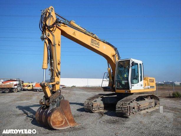 Liebherr 904 Excavator pe șenile